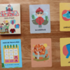 Cartas Educativas Formas y Colores - comprar online