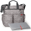 Bolso Maternal Skip Hop Duo Grey Feather en internet