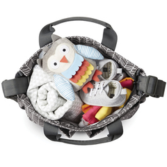Bolso Maternal Skip Hop Duo Grey Feather - tienda online