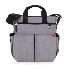Bolso Maternal Skip Hop Duo Heather Grey