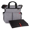 Bolso Maternal Skip Hop Duo Heather Grey en internet