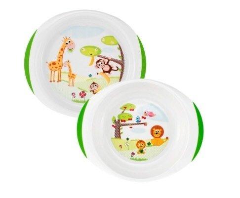 Set de platos chicco 12m casa mariano bebes for Set de platos