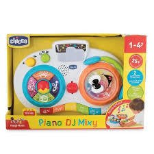 Piano Dj Mixy Musical Chicco - comprar online