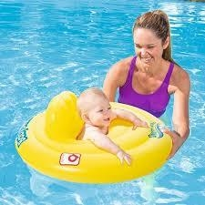 Asiento Doble Anillo Inflable  Bebes Bestway - tienda online
