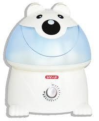 Humidificador Vaporizador Ultrasonico Osito Infantil San-up