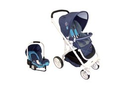 Coche Travel System Praga ST7221 Priori