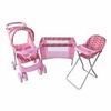 Set de Muñecas Kiddy Rosa