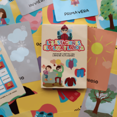 Cartas Educativas Formas y Colores