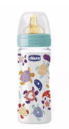 Mamadera Wellbeing Chicco 250ml 2m+