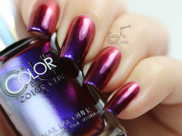 Color Club  Duo Chrome We'll Never Be Royals