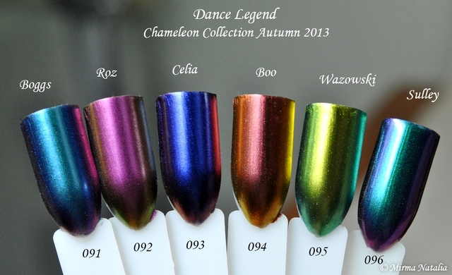 Dance Legend Chameleon Collection