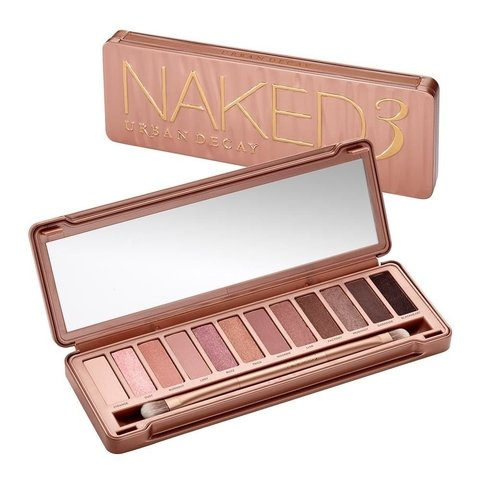 Naked 3 Eyeshadow Palette Urban Decay