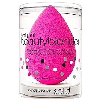 Original Beauty Blender single solid cleanser kit