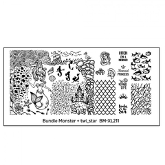 Bundle Monster -  BM-XL211
