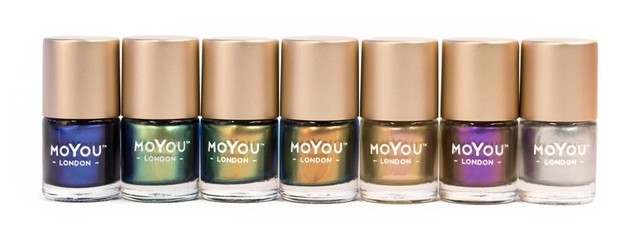 MoYou Stamping Nail Lacquer 9ml
