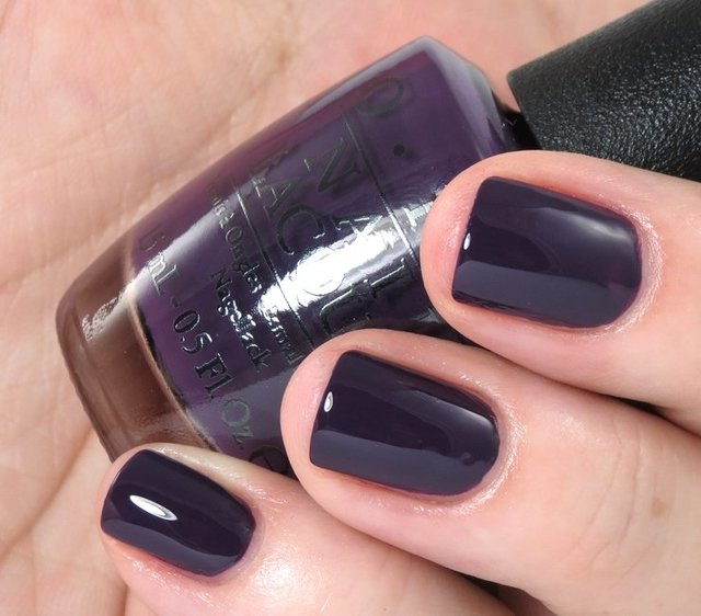 OPI Nail Lacquer - A Grape Affair