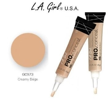 LA Girl Pro  High-Definition Concealer - MimaQueen - Make Up Importado