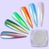 BORN PRETTY Neon Unicorn Mirror Powder Mermaid Chrome 40320-1