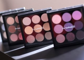 MAC Eye Shadow x9