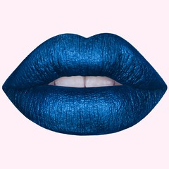 Lime Crime Perlees Lipstick - Denim