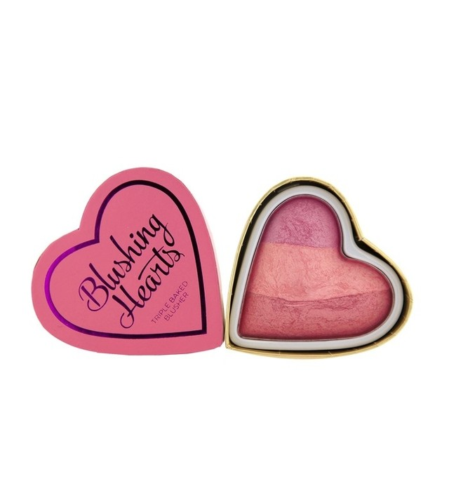 I ♡ Makeup Blushing Hearts-Blushing Heart Blusher