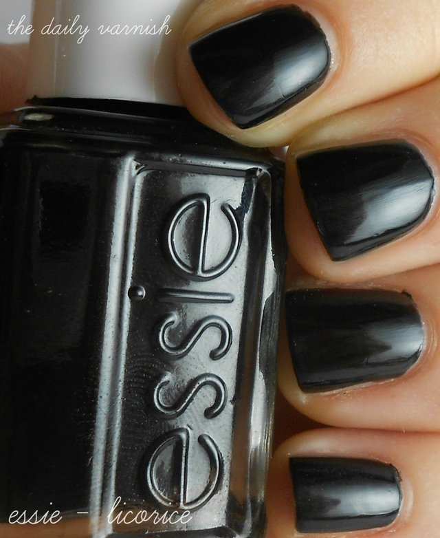 Essie Nail Polish - Licorice
