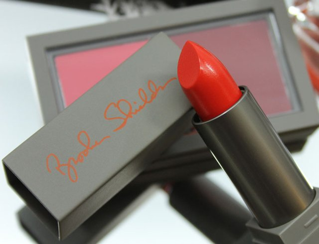 Mac Brooke Shields Lipstick Excite