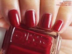 Essie Nail Polish - Fishnet Stockings