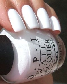 Opi Nail Laquer - Alpine Snow