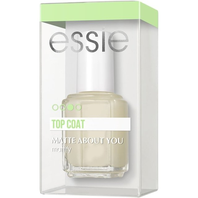 ESSIE MATTE ABOUT YOU MATTE FINISH TOP COAT