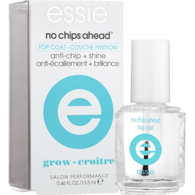 ESSIE NO CHIPS AHEAD CHIP  TOP COAT