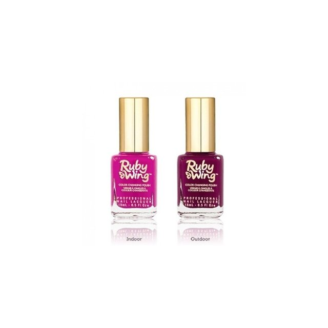 NEW Ruby Wing Change Color Polish - tienda online