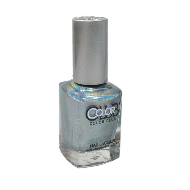 Color Club Holographic Nail Polish  - 979 Blue Heaven