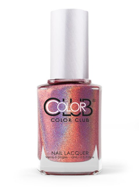Color Club Holographic Nail Polish  - 998 Miss Bliss