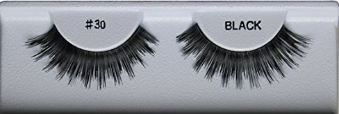 Morphe Black Lashes#30