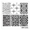 Bundle Monster Nail Art Stamping Plates- BM-S304