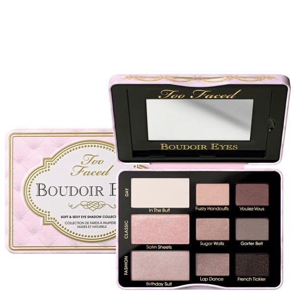 Too Faced Boudoir Eyes Soft and Sexy Shadow
