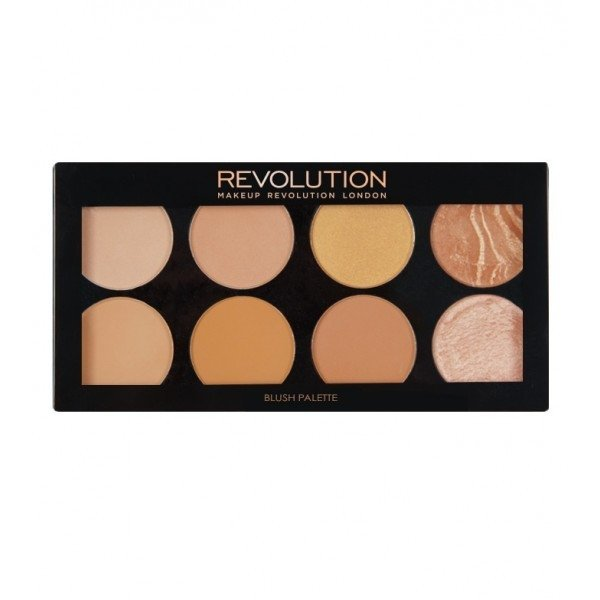 REVOLUTION LONDON - ALL ABOUT BRONZE