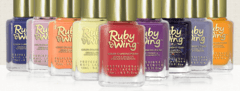NEW Ruby Wing Change Color Polish