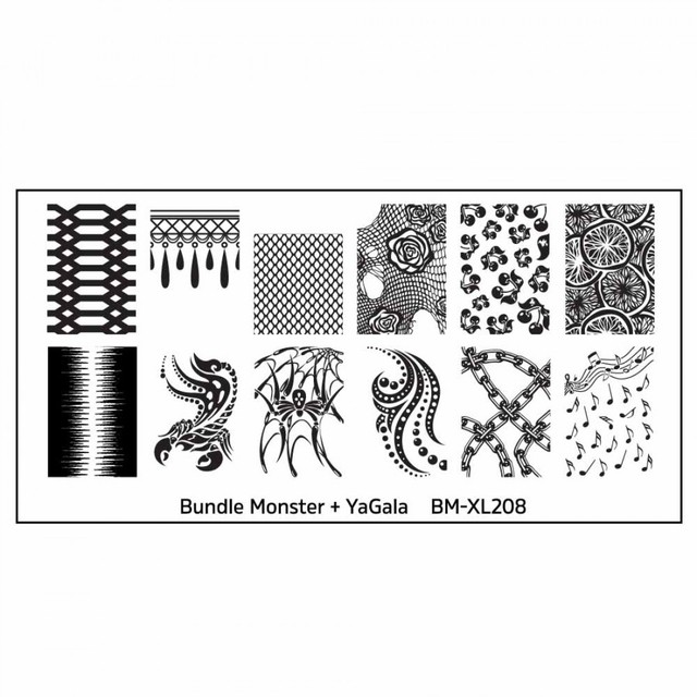 Bundle Monster - BM-XL208