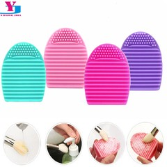 Silicone Egg Cosmetic Brush Cleanser - comprar online