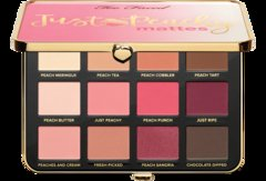 Too Faced Just Peachy Mattes