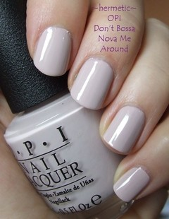 OPI Nail Lacquer - Don't Bossa Nova Me Around