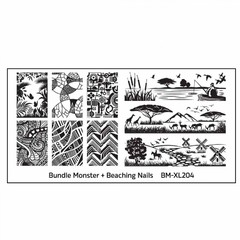 Bundle Monster -  BM-XL204