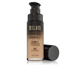 Milani 2-in-1 Foundation + Concealer en internet
