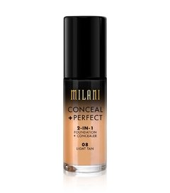 Milani 2-in-1 Foundation + Concealer - MimaQueen - Make Up Importado