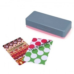 Gigantic Silicone Nail Stamping Tool - The Mochi Stamper w/ 2 Scraping Card