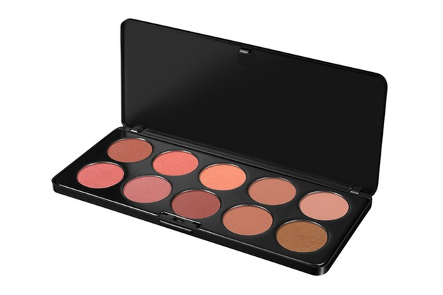 BH Cosmetics - Nude Blush – 10 Color Blush Palette