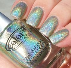 Color Club Holographic - 996 kismet