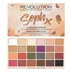 Make Up Revolution SophX Eyeshadow Palette